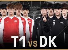 """Bốc thăm Tứ kết CKTG 2021: LPL từ Tứ Hoàng sắp thành """"last hope"""", sẽ không bao giờ có trận Chung kết giữa T1 vs DK"""