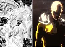 """One Punch Man: 10 lần """"thánh phồng"""" Saitama chiến đấu thực sự nghiêm túc khiến ai cũng phải sợ hãi (P.1)"""