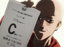 """One Punch Man: 10 lần """"thánh phồng"""" Saitama chiến đấu thực sự nghiêm túc khiến ai cũng phải sợ hãi (P.2)"""