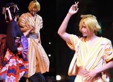 """Các fan thích thú với gương mặt """"không thể đểu hơn"""" của Sanji trong One Piece Premier Summer 2021"""
