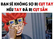 One Piece: Nghe lời huấn luyện viên online, Killer hạ gục anh chàng tóc vàng Basil Hawkins bằng một cách đơn giản