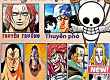 """Fan One Piece chỉ ra 7 cái tên góp mặt trong """"băng hải tặc khuyết tật"""", bá đạo không thua kém gì băng Tứ Hoàng"""