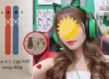 """Nữ game thủ 15 tuổi bất ngờ thừa nhận """"ảo chữ"""", nhìn ký hiệu Sinh học ra tên một streamer"""