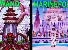 Trận chiến Wano không hấp dẫn bằng Marineford, phải chăng Oda thất hứa và One Piece đang mất đi sự hấp dẫn của mình?