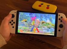 Trên tay Nintendo Switch OLED, màn hình quá đẹp, mượt mà miễn chê