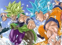 Các fan Dragon Ball Super phấn khích khi điều mong chờ bao nhiêu năm nay đã thành hiện thực