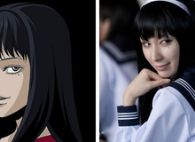 Thành công hơn ngoài mong đợi, 4 manga kinh dị sau đây đã có phiên bản chuyển thể live-action hết sức tuyệt vời