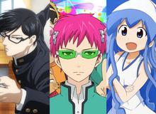 Những bộ anime hài hước để bạn xem giải trí cuối tuần (P.2)