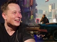 """Chỉ """"thả một câu khen nhẹ"""", tỷ phú Elon Musk đã cứu Cyberpunk 2077 theo cách không ngờ"""