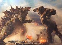 Nhật Bản tung trailer mới Godzilla vs Kong, nhiều phân cảnh đánh nhau lia lịa giữa 2 quái thú được tái hiện khiến trời long đất lở