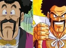 Dragon Ball: Mr Satan không phải tên thật của quý ngài tóc xù, thậm chí ông chú vốn chỉ là nhân vật phụ