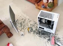 Nhiều game thủ Việt đang bị vỡ vỏ kính PC vì... Tết