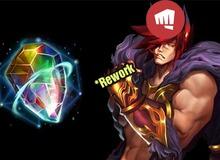 LMHT: Riot Games tiết lộ kế hoạch nâng cấp tướng và ngọc bổ trợ, Đá Vạn Năng là mục tiêu đầu tiên