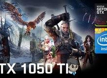 Test 22 games đồ họa tuyệt đẹp năm 2021 với GTX 1050 Ti
