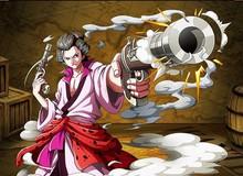 One Piece: Hé lộ nguyên nhân dù là samurai nhưng đội trưởng băng Râu Trắng lại chọn súng thay vì dùng kiếm