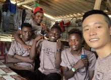 Làm clip về cuộc sống ở châu Phi, YouTuber Việt bất ngờ được lên sóng VTV, tuyên dương về hình ảnh đẹp