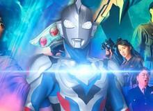 Ultraman Z có phải là bước đi mới của thể loại Tokusatsu?
