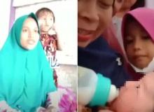 """Cô gái 25 tuổi sinh con bất ngờ: """"Tôi bị gió thổi vào người nên tự nhiên có bầu"""""""