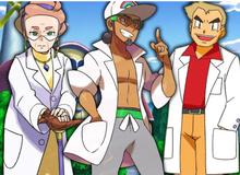 Top 5 giáo sư tiềm năng nhất trong các tựa game Pokemon, ai là ưu tú nhất?
