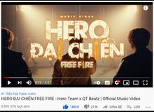 Đạt Top 1 Trending sau 4 ngày ra mắt, càn quét BXH YouTube Tết 2021 không phải là ca sĩ mà lại là một nhóm Youtuber Gaming