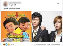 """Netizen Việt phát hiện mái tóc gây sốt của Upin và Ipin lại giống... Vườn Sao Băng """"như 2 giọt nước"""", lý do của bộ tóc mới là gì?"""