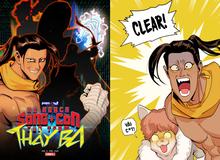 """Siêu phẩm đón tết: Webtoon """"Kế hoạch sống còn của Team Thầy Ba"""" ra mắt 3 chương đầu đầy mặn mòi"""