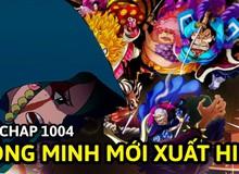 Soi những chi tiết thú vị trong chap 1004 One Piece: O-Tama bắt đầu toả sáng (P1)