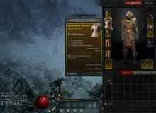 [Chính thức] Diablo IV hé lộ lớp nhân vật mới - Rogue