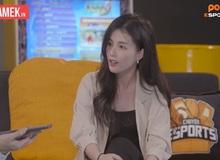 """Chuyện eSports - Nữ streamer Thảo Nari: Từng hoảng loạn vì hứng drama """"từ trên trời rơi xuống"""""""