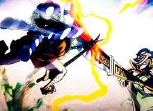 One Piece: Trận chiến giữa Oden và Râu Trắng đã xảy ra trên anime, bùng nổ và vô cùng mãn nhãn