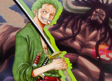 One Piece: Kiếm sĩ Zoro và Tứ Hoàng Kaido, những kẻ nghiện rượu thường có cá tính giống nhau