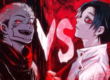 Spoil Jujutsu Kaisen chap 140: Choso quyết chiến Naoya, Yuuji đụng độ nguyền sư đặc cấp Yuta