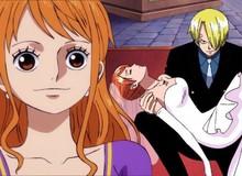 One Piece: Dường như Oda đã luôn âm thầm gán ghép Nami và Sanji trở thành 1 cặp