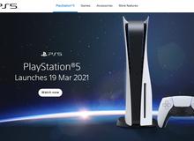 Hướng dẫn chi tiết đặt mua PS5 vào ngày mai