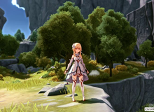 Đẹp ngỡ ngàng với Genshin Impact đồ họa 4K, hỗ trợ Ray Tracing