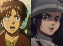 """Attack on Titan: 5 điểm giống nhau của Eren và Gabi, hóa ra em là """"phiên bản nữ"""" của anh"""