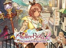 [Review] Atelier Ryza 2: Lost Legends & the Secret Fairy - Cuộc hành trình giả kim thú vị của Ryza vẫn tiếp tục!