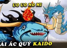 """One Piece: Đây là 5 trái ác quỷ được Oda """"lựa chọn"""" cho đội biết bơi của băng Mũ Rơm, Zoro ăn trái của Kaido"""