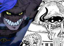 One Piece: 7 trái ác quỷ Zoan cổ đại mới xuất hiện ở arc Wano, tất cả đều thuộc về băng Bách Thú