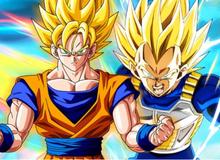 Dragon Ball Z: Goku và Vegeta có thể duy trì Super Saiyan mọi lúc nhưng có giới hạn