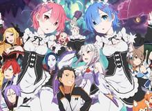 """Top 5 anime """"nổi đình nổi đám"""" về chủ đề game mà bạn không nên bỏ qua"""