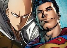 Hỏi khó: Superman với Saitama, ai sẽ chiến thắng trong cuộc chiến tay đôi?