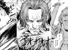 """One Piece: Hé lộ thiết kế mới của """"bộ 3 quái vật"""" Jinbe, Shanks và Rayleigh trong Ace Novel, nhìn ngầu """"bá cháy""""!"""