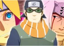 Anime Boruto đã biến Mugino thành Jiraiya mới của Konoha như thế nào?