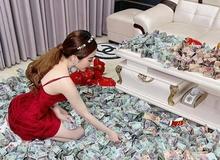 """Cộng đồng mạng choáng ngợp với màn đập heo tiền tỷ, cô gái Sài Gòn có """"siêu ngân khố"""" sắm tết"""