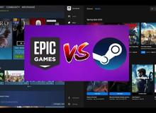 """Epic Games Store dằn mặt đối thủ, dự tính """"đè đầu cười cổ"""" Steam trong 2 năm tới"""