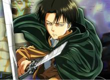Attack on Titan: Dù rất nổi bật ở các phần trước nhưng Levi đang rất mờ nhạt ở phần cuối cùng của anime
