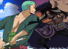 One Piece: Cuối cùng thì Zoro cũng chém qua da rồng, khiến Kaido chảy máu trong chương 1003