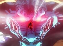 Điểm yếu từ Gear 4 của Luffy lại trở thành vấn đề trong One Piece chương 1003