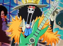 """One Piece: Brock – Chàng nhạc sĩ xương vui tính thích xem """"quần lót phụ nữ"""" cũng có 1 quá khứ đau lòng"""
